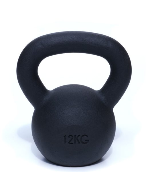 12kg cast iron kettlebellpowder coated