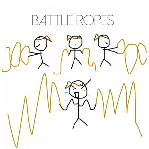 battleropes