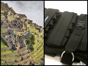 machu picchu and weighted vest