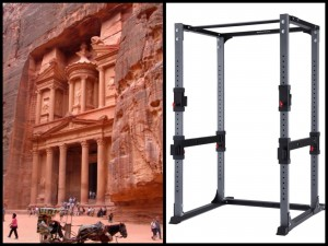 petra and power rack