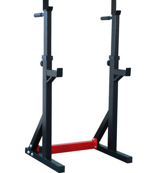 Squat Stand: Dip Stand