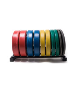Coloured bumper plates Bundle