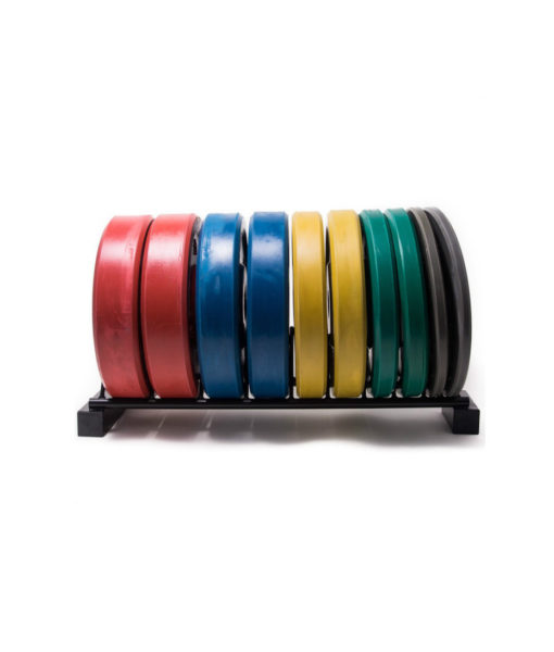 Coloured bumper plates Bundle