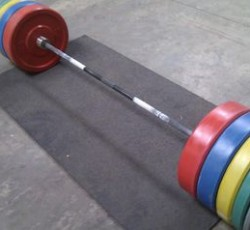 150kg Coloured Bumper Plate Deal
