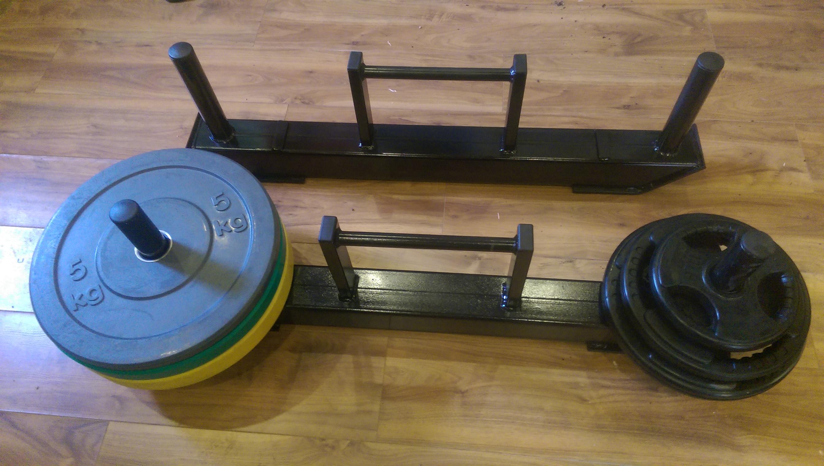 Farmer S Walk Handles Pair Fitness Equipment Ireland