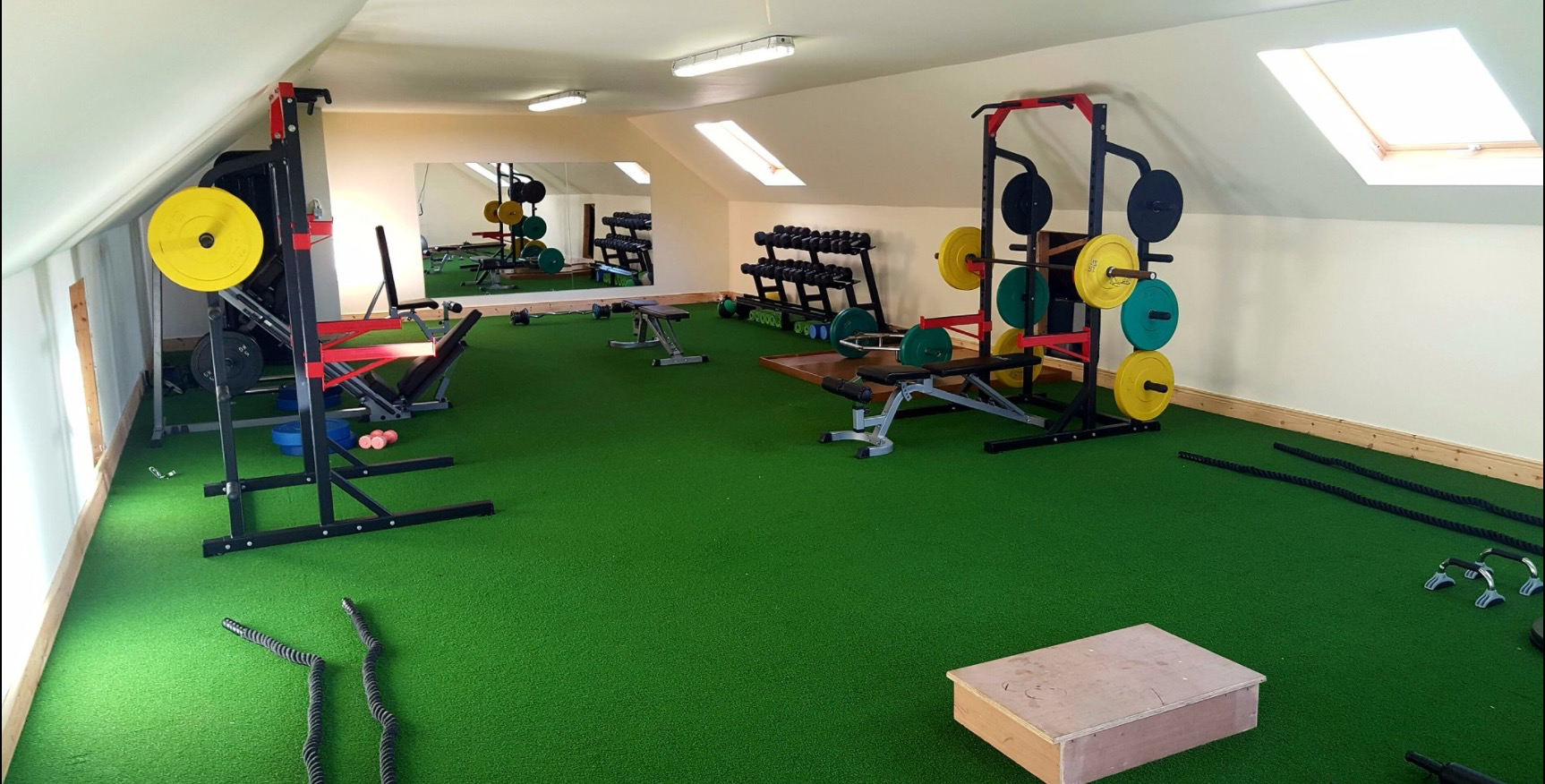 Gym installations fitness equipment ireland best for buying gym