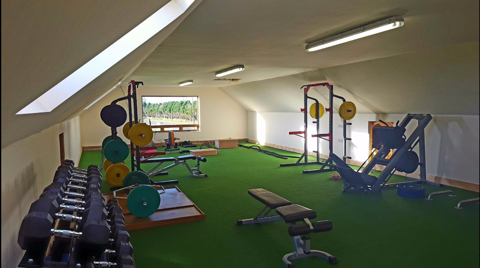 Gym installations fitness equipment ireland best for buying