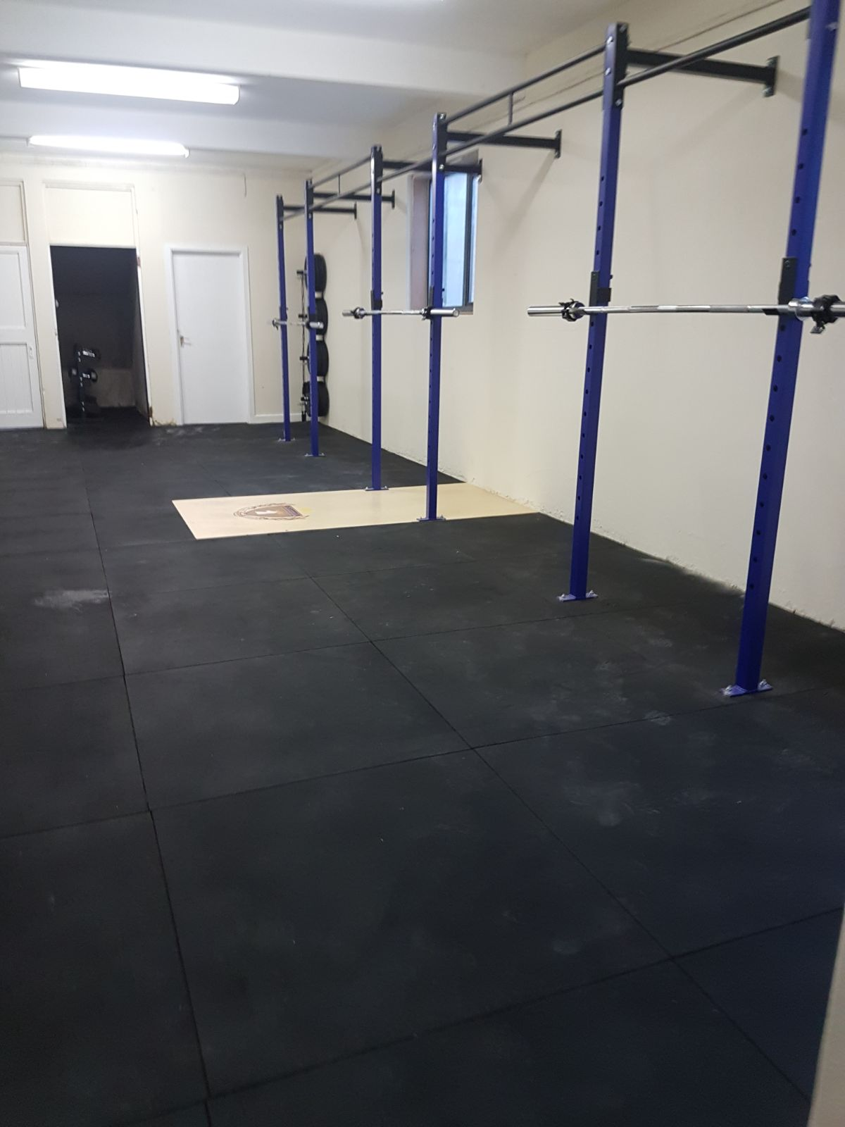 Gym installations fitness equipment ireland best for for Gym flooring