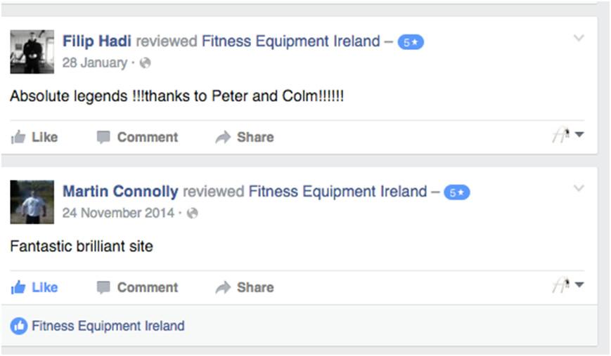 testimonials fitness