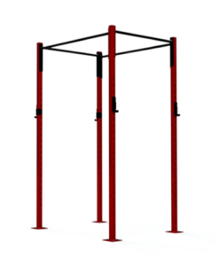 2Bay Free Standing Rig