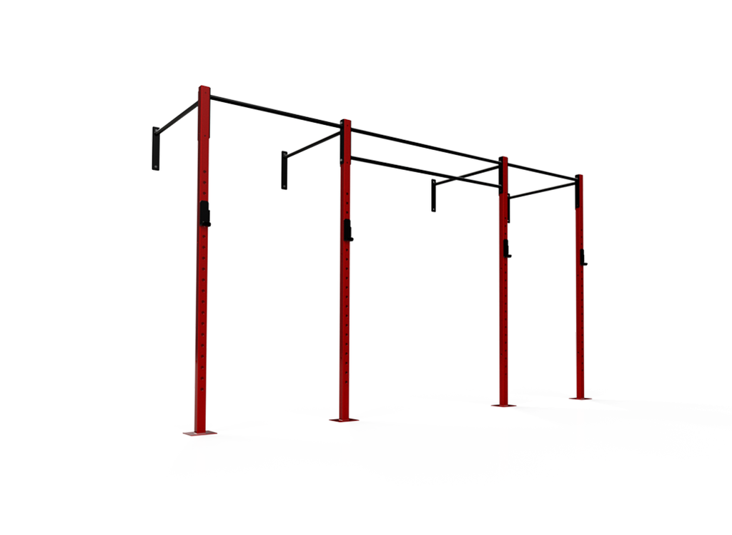 2 Bay Wall Mounted Rig Fitness Equipment Ireland Best