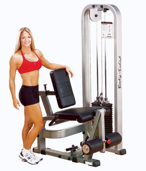 Fitness Equipment For Legs: BodySolid Leg Extension - Fitness Equipment Ireland