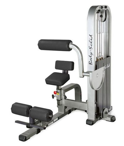 solid abdominal machine