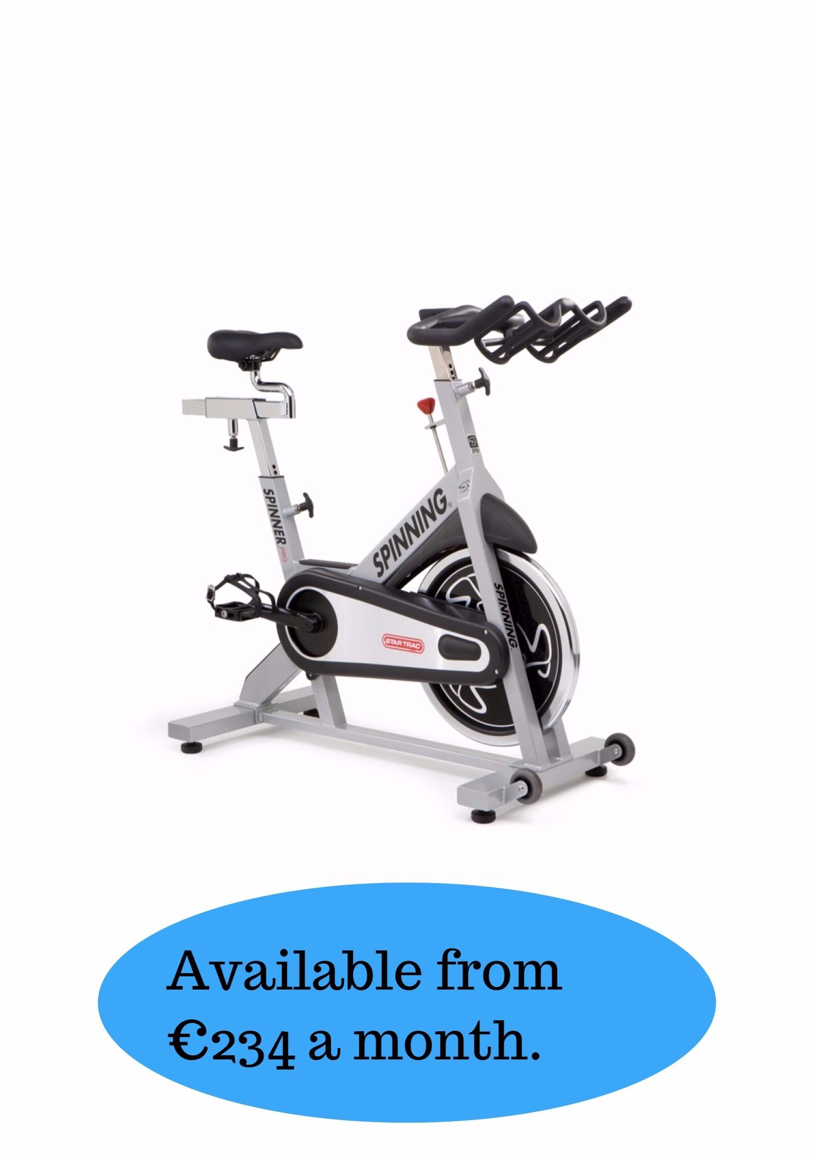 0b2554648a7 10 x Star Trac Pro Spin Bikes - Fitness Equipment Ireland
