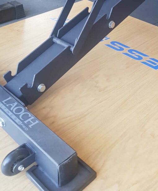 Laoch 702 FID Adjustable Bench - Full Commercial