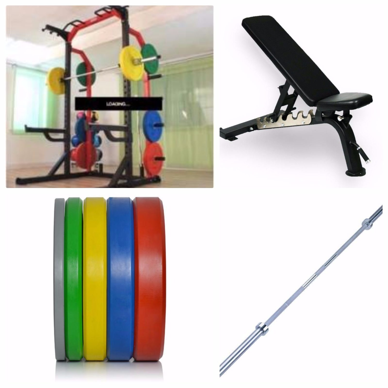 Light commercial gym package fitness equipment ireland best for light commercial gym package both aloadofball Choice Image
