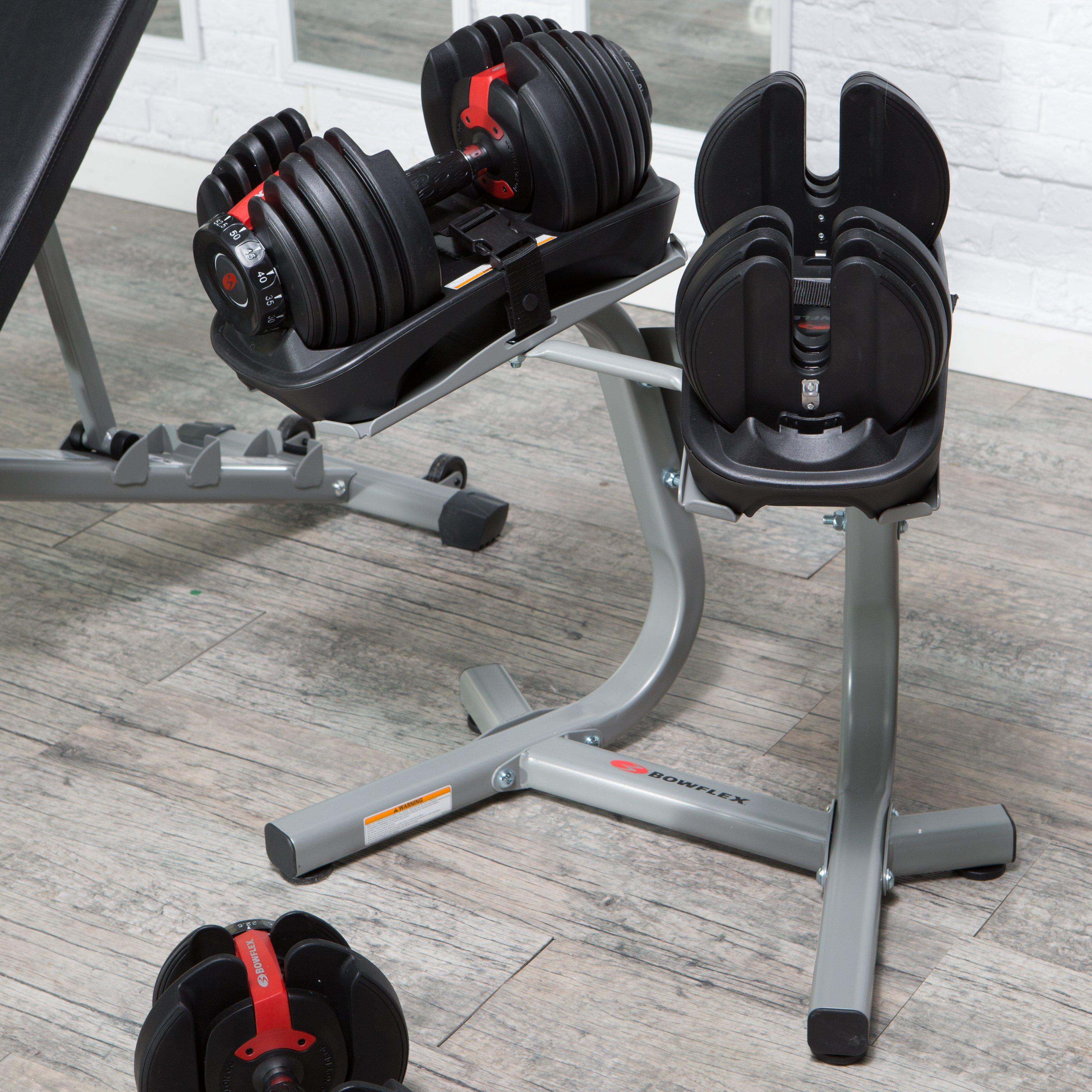 Hoist Gym Equipment Dubai: Bowflex Dumbbells Full Body Workout