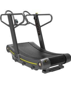 Curved Treadmill