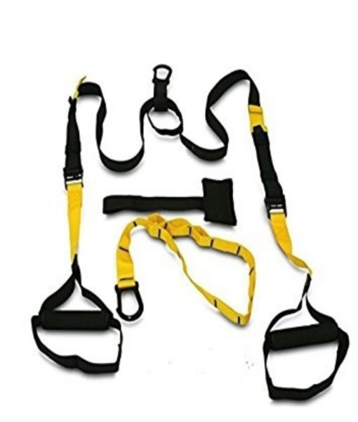 Commercial suspension trainer redes
