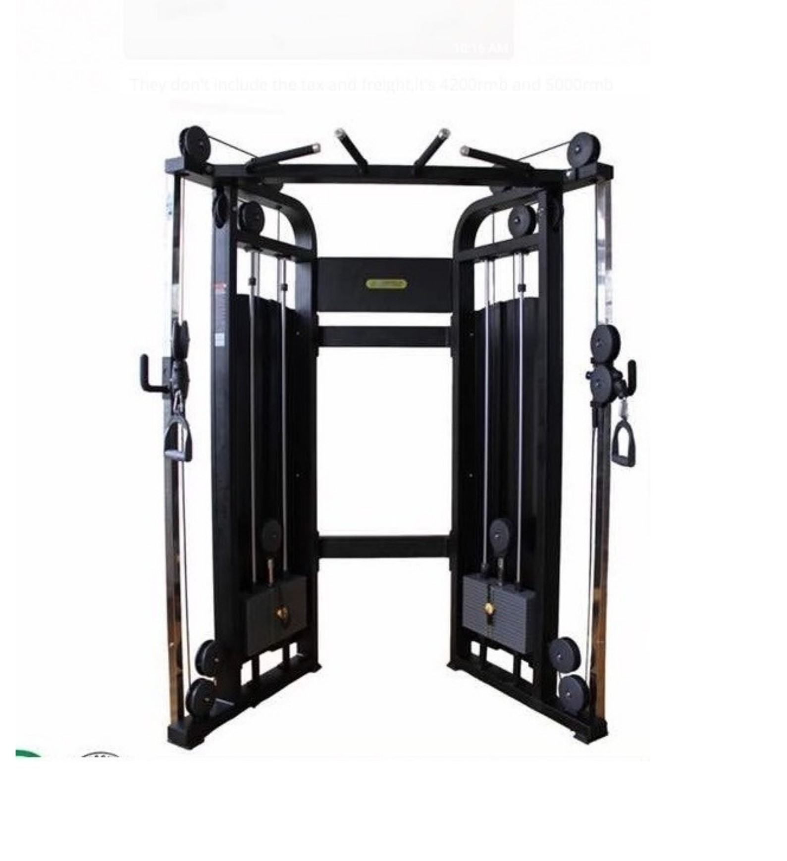 Upper Body Plate Loaded Machines – Multi-Gym and Bench Press