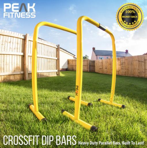Crossfit parallel Bars