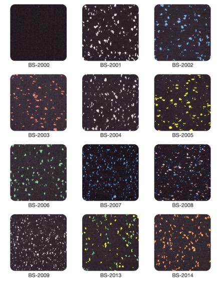 Fleck Flooring Types