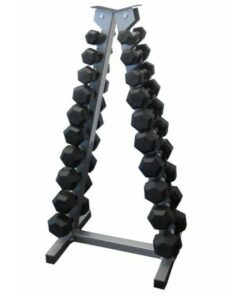 Dumbbell Triangular Stand 1-10kg Pairs