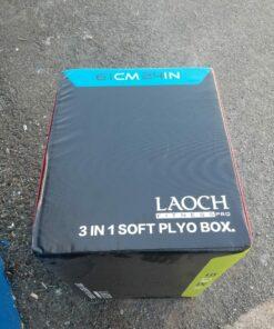 Foam Plyometric Box (3 in 1)