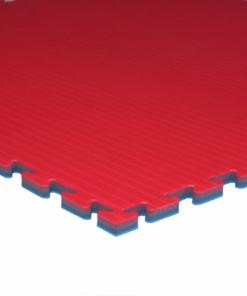 40mm Jigsaw Mat Red/ Blue