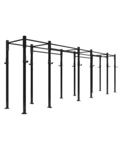3 Bay Free Standing Rig 6 Station