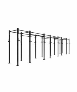4 bay free standing rig 8 stations