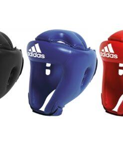 Adidas Rookie Headguard-Blue