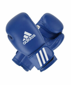Adidas AIBA Licensced Boxing Gloves Blue