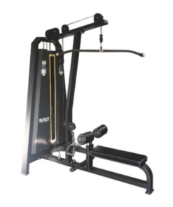 Bolt Strength Lat Pull Down with Mid Row