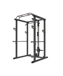 Power Rack with Pulley