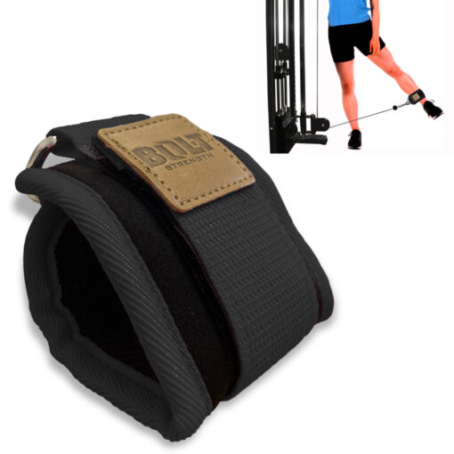 Cable ankle attachment