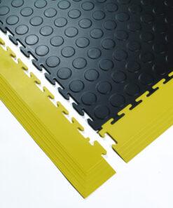 Interlocking -Rubber flooring