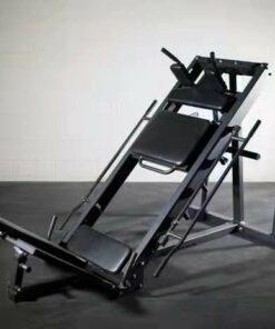Leg Press Hack Squat