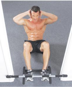 Iron Gym Door Frame Pull-Up Bar
