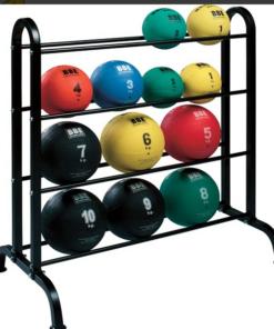 Medicine Ball Rack - Horizontal
