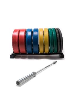 150kg set + bar