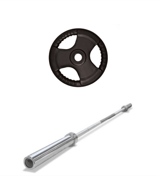 Trigrip Plates and Bar