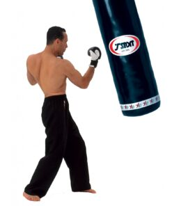 T-Sport Leather Professional Quality Kick/Punch Bag