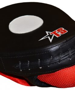 T-Sport Curved Focus Mits-Black/Red