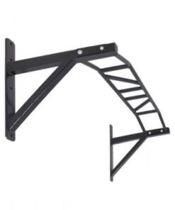 Multi-Grip Wall Mounted Pull-up Bar