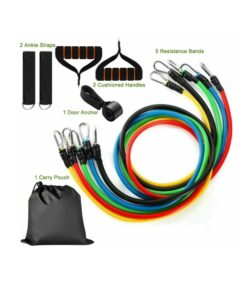 Resistance Bands Pack W/ Handles