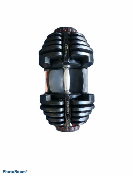 Bolt Strenght Selector dumbells 40kg