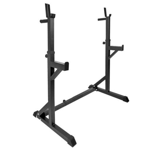 adjustable squat stand