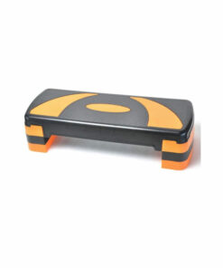 aerobic step 70cm orange