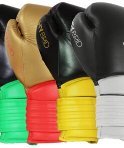 Adidas Hybrid 300 Boxing Glove-Black